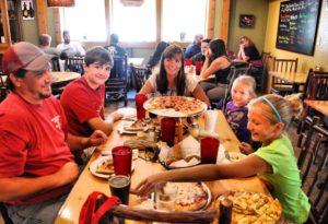 Big Woods Pizza in Nashville